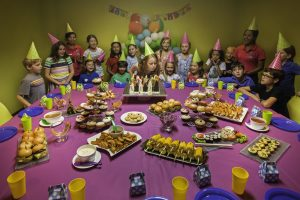 Things to do to have a great birthday party